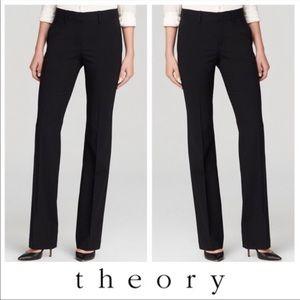 THEORY Black Dress Pants (6)
